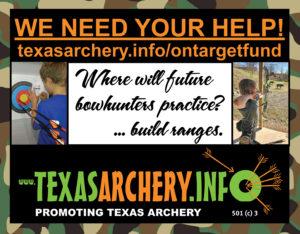 On Target Fund | Texas Archery